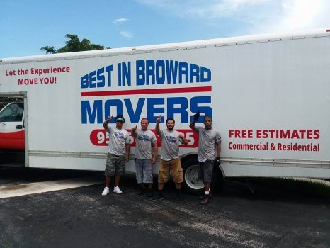 Frequently Asked Questions | Best in Boca Movers
