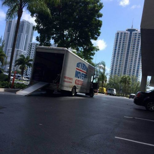 Best in Broward Movers Services